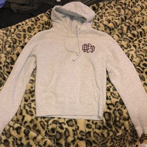 Light grey Obey hoodie